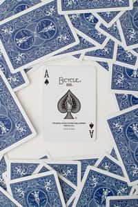 Card Tricks: A Villanelle spade stories