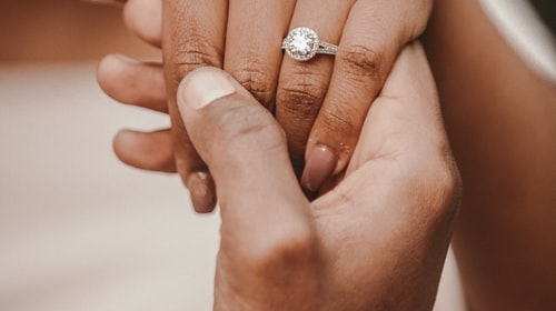 Who Is Wearing What Style Engagement Ring?