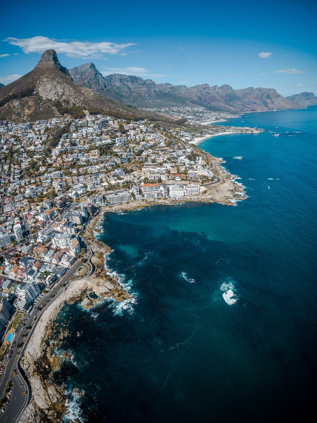 Cape Town's Atlantic Seaboard | South Africa.