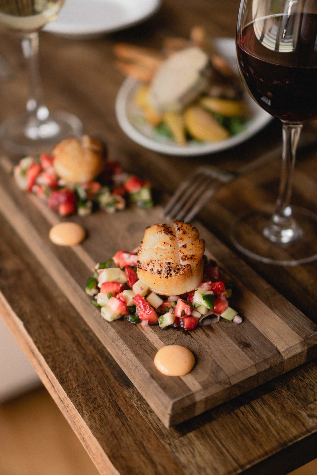 A Weekend of Great Food in Montecito
