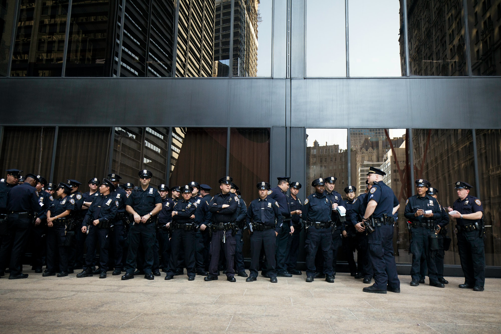 Did 'defunding' the police cause the homicide spike?