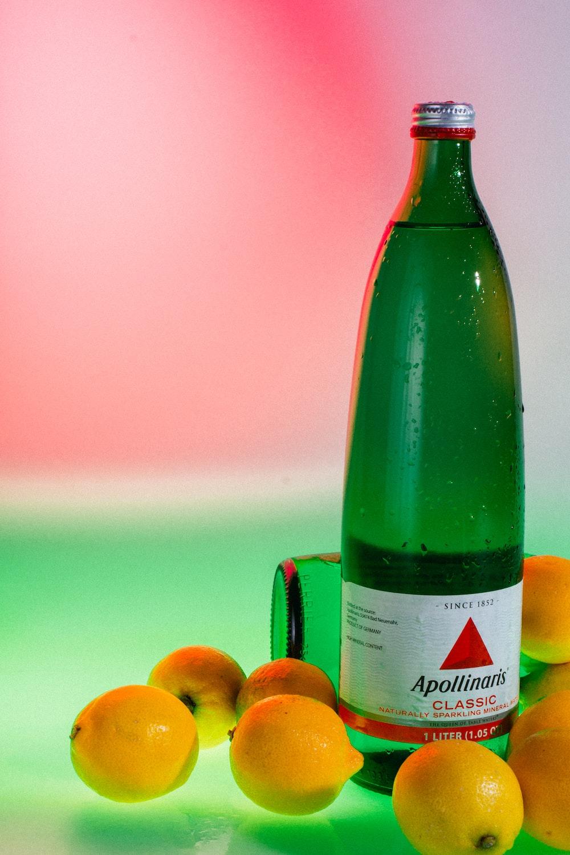 1 liter Apollinaris Classic bottle