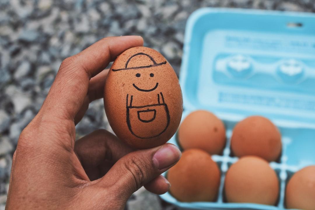 Farmer Egg