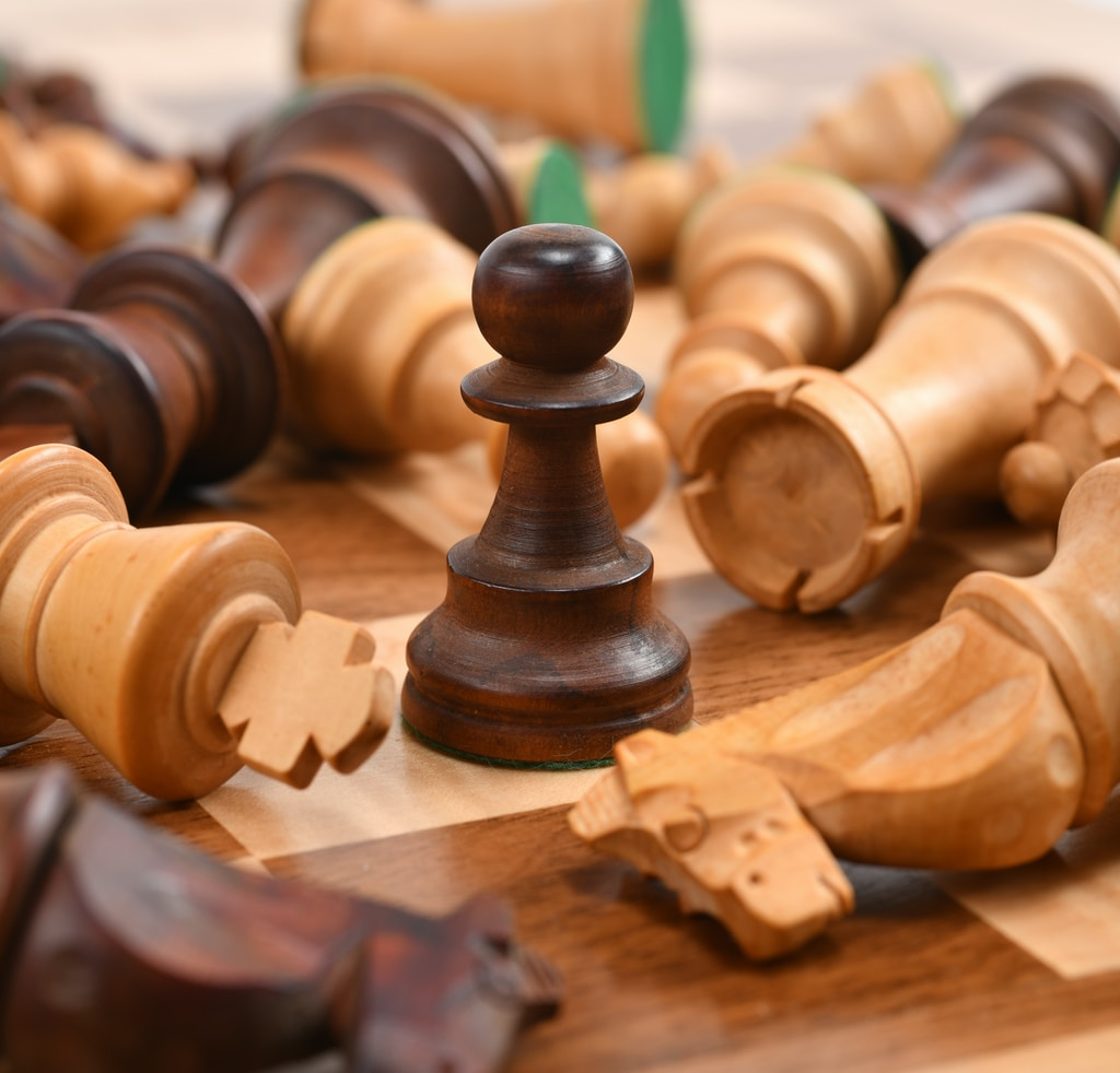 Photo shoot was cancelled today so I took my chess set to the studio to shoot various chess ideas..