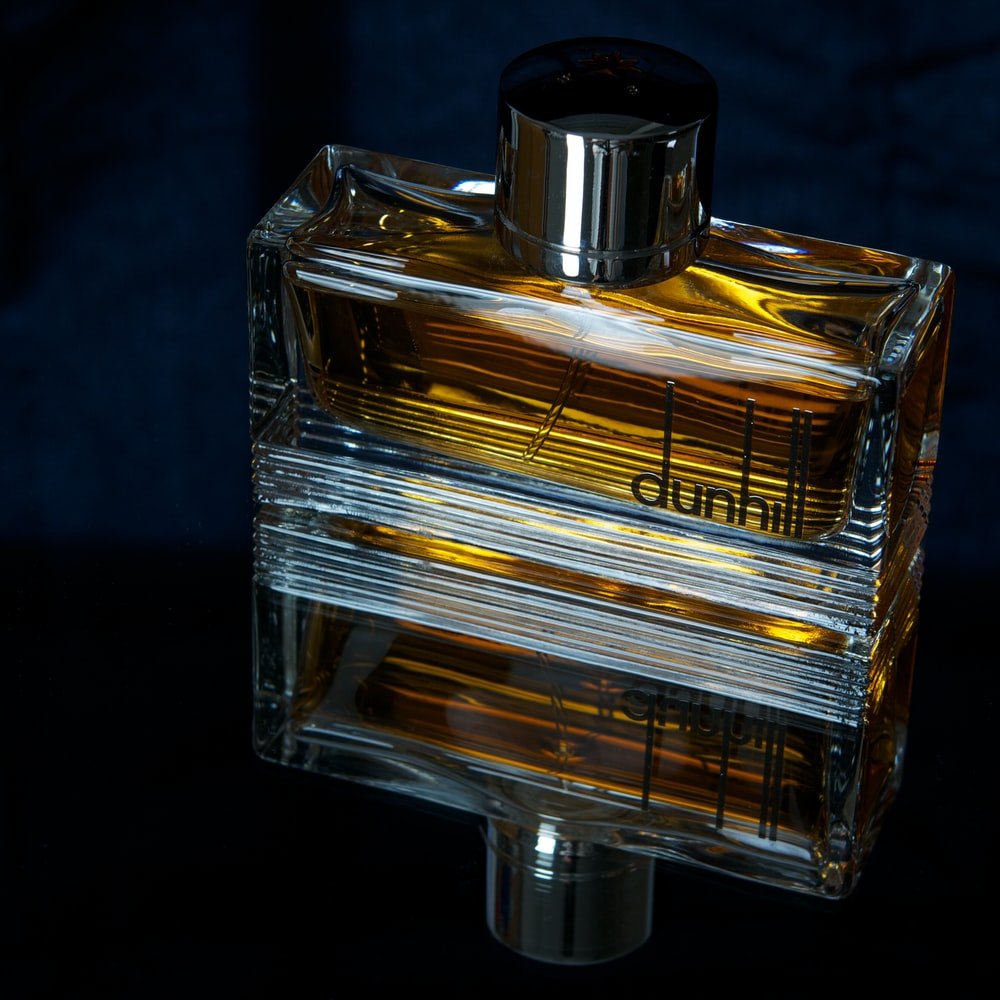 Dunhill perfume bottle