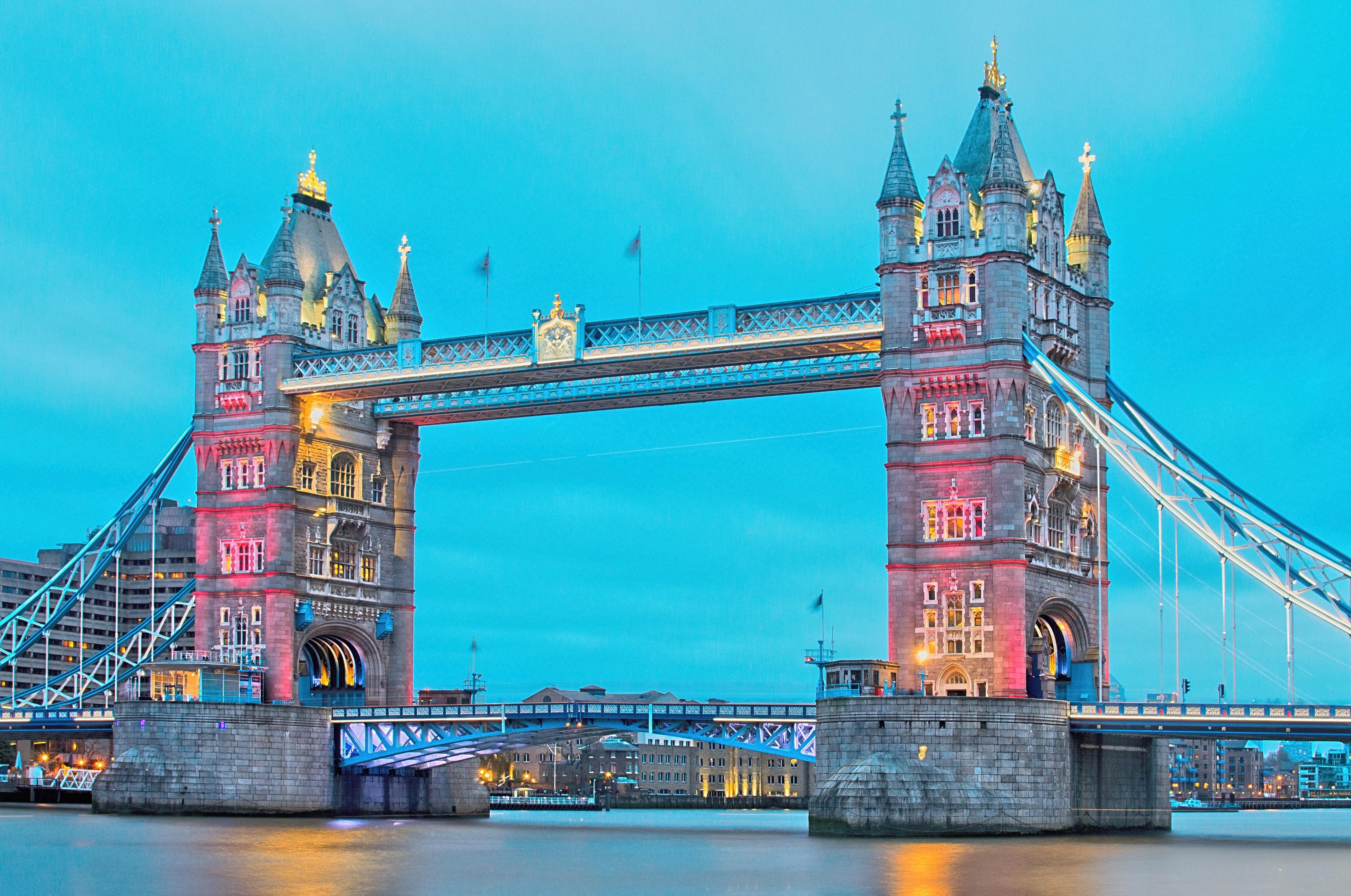 The Bridge london stories