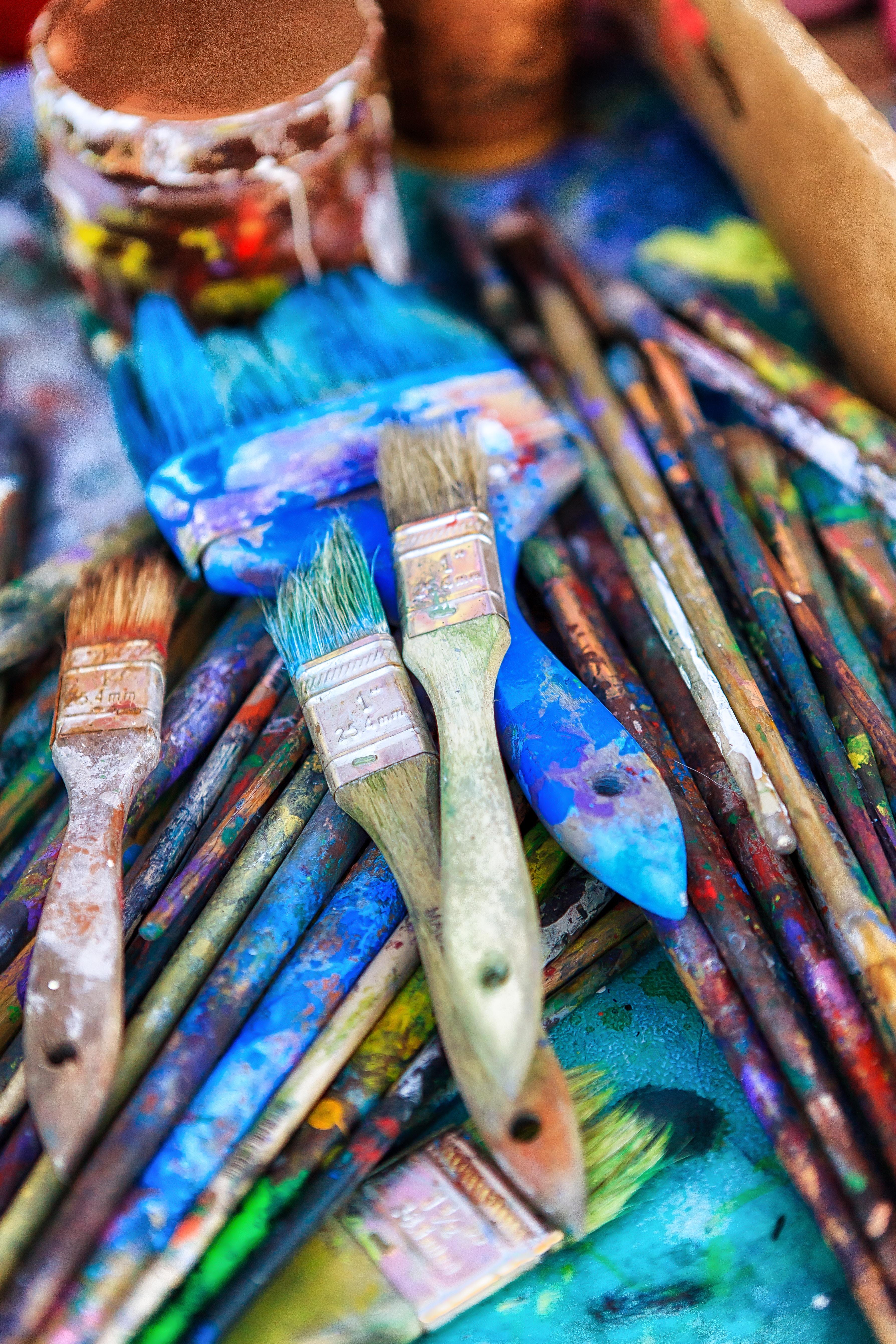 God is an artist. design stories