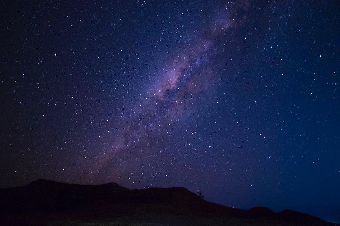 Milky Way at Sumba Island