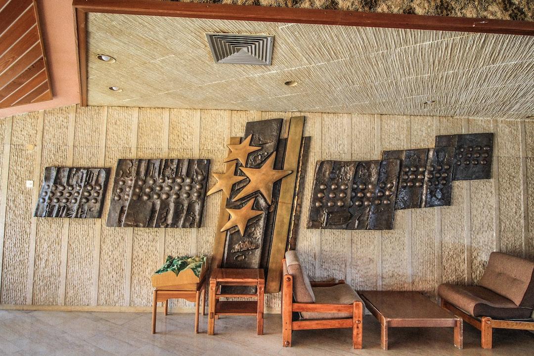 "Fascinating preserved interior designs from the 1960s communist Yugoslavian military hotel ""Omorika"" in the Tara National park in western Serbia.   More > www.instagram.com/valentinsalja"