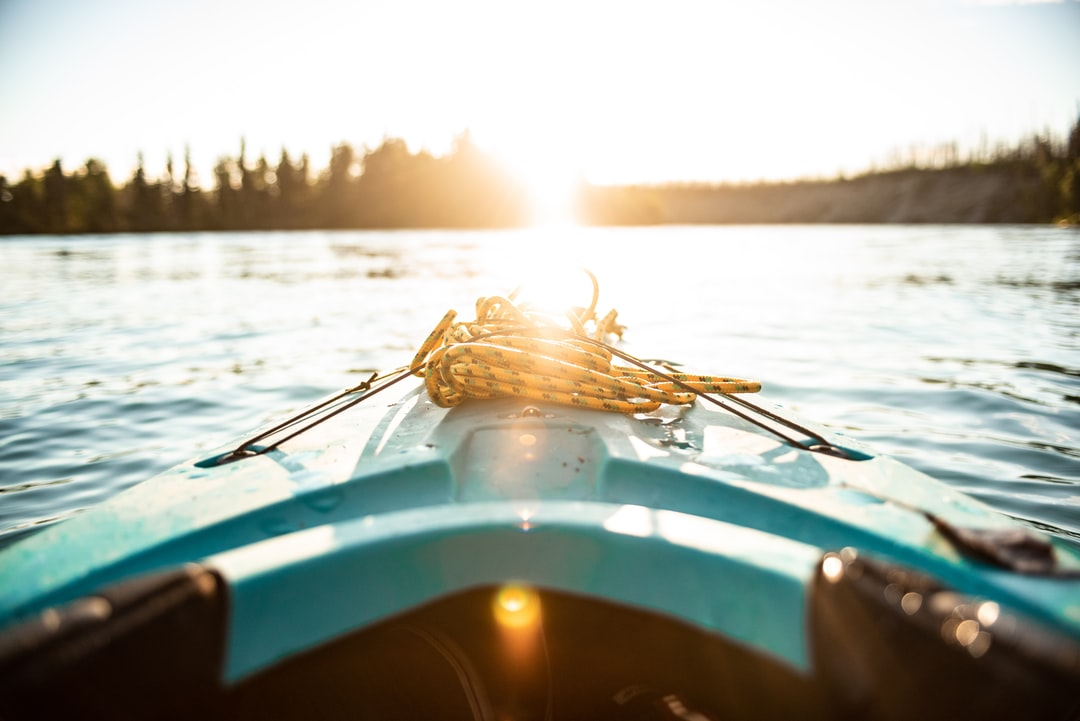 Nothing beats the midnight sun in Alaska, except enjoying it from a kayak. This photo was taken at almost 11pm two days after solstice.