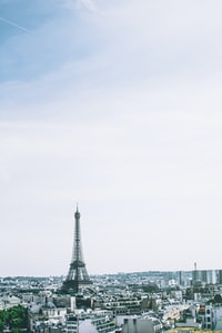 Paris Eiffel Tower photography