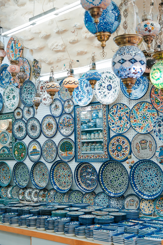 ceramic ornament lot
