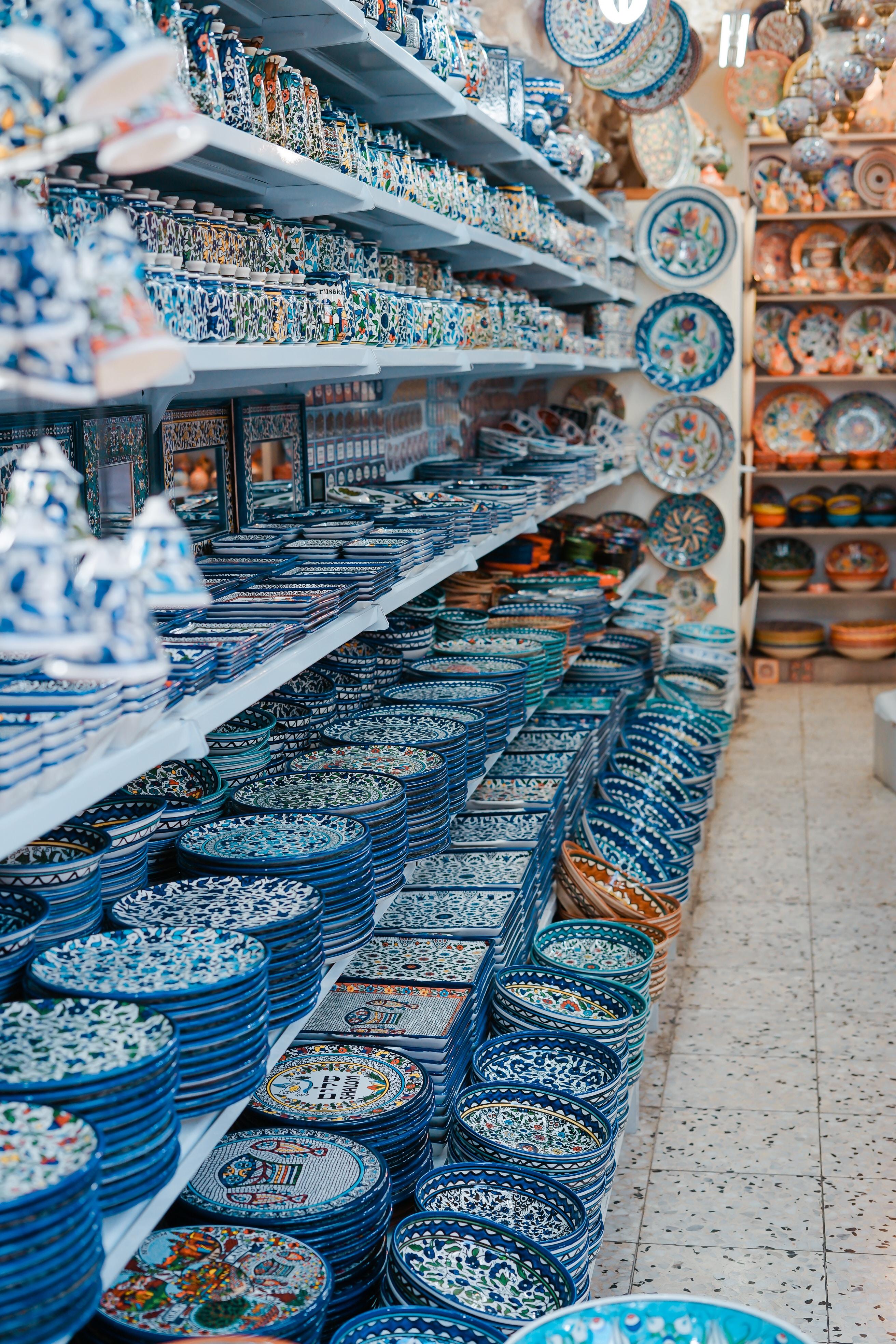 ceramic dinnerware lot