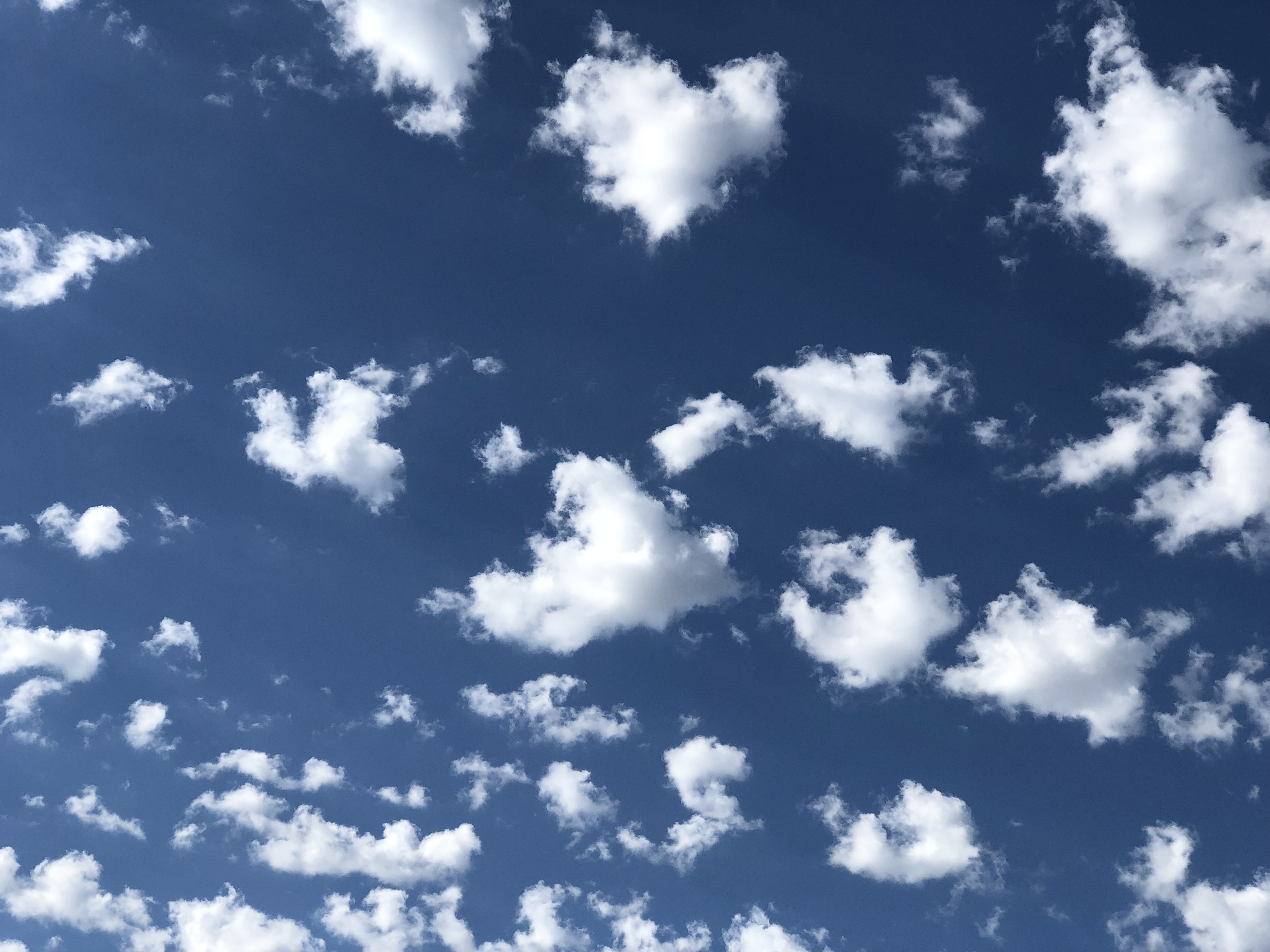 time lapse photography of cumulus clouds