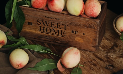 peach pickup line