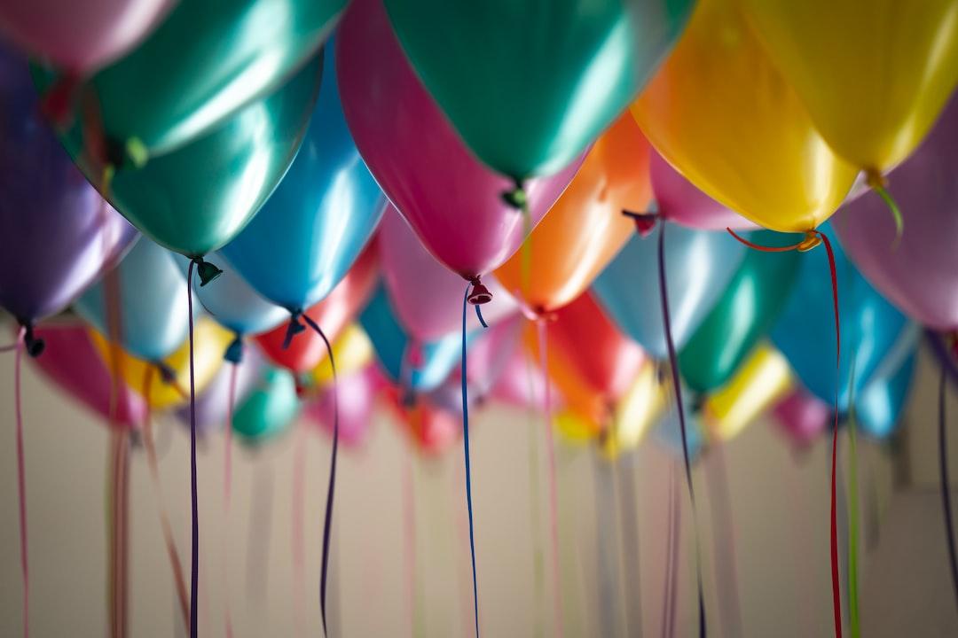 Cómo celebrar tu cumpleaños