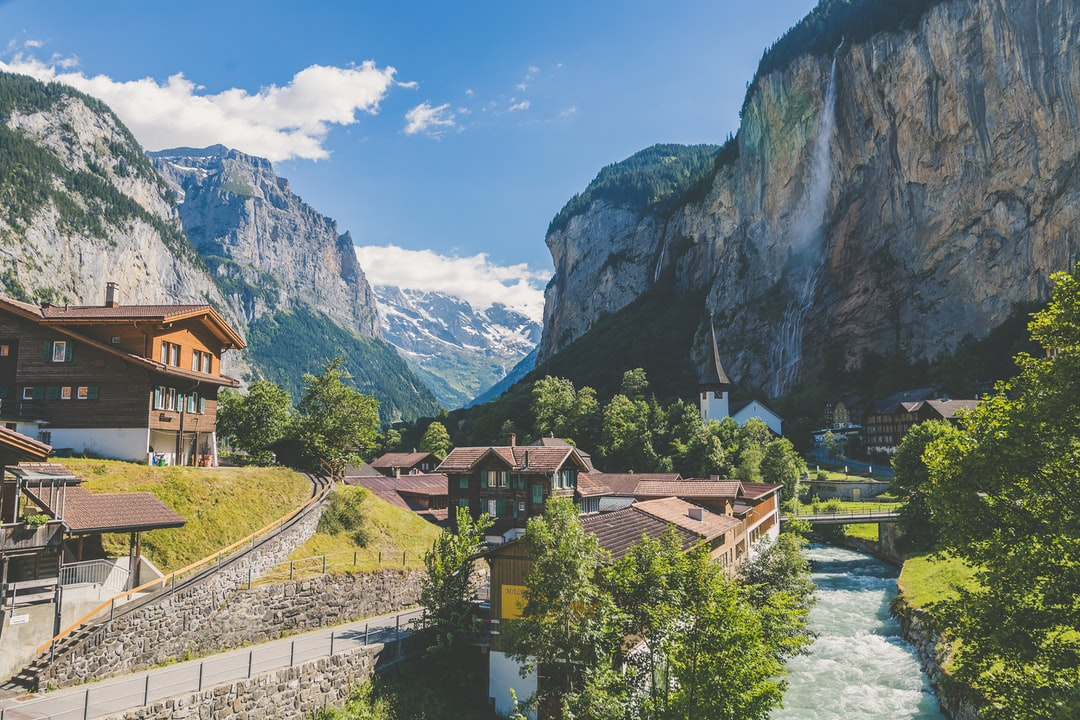 10 lugares mágicos en Suiza