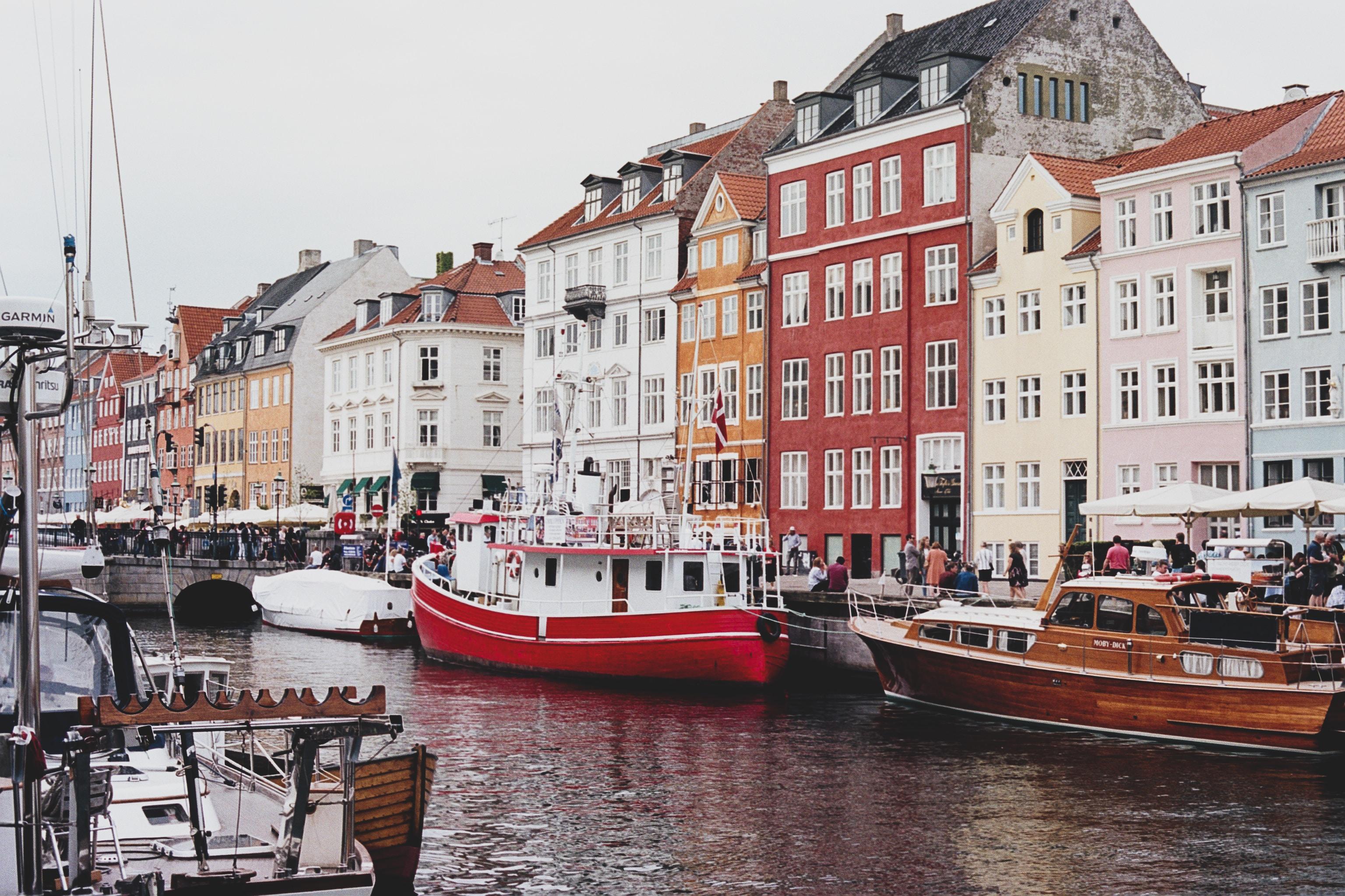 Nyhavn Area - Explore Copenhagen in 24 Hours