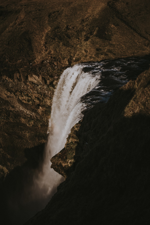 falls photo