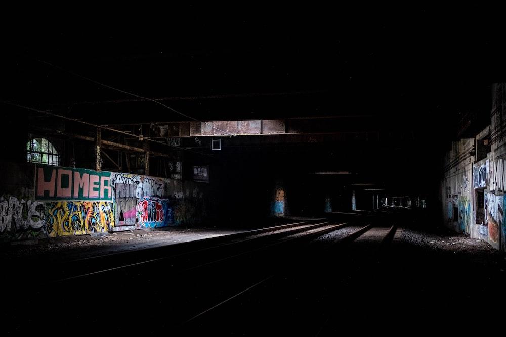dark train railways