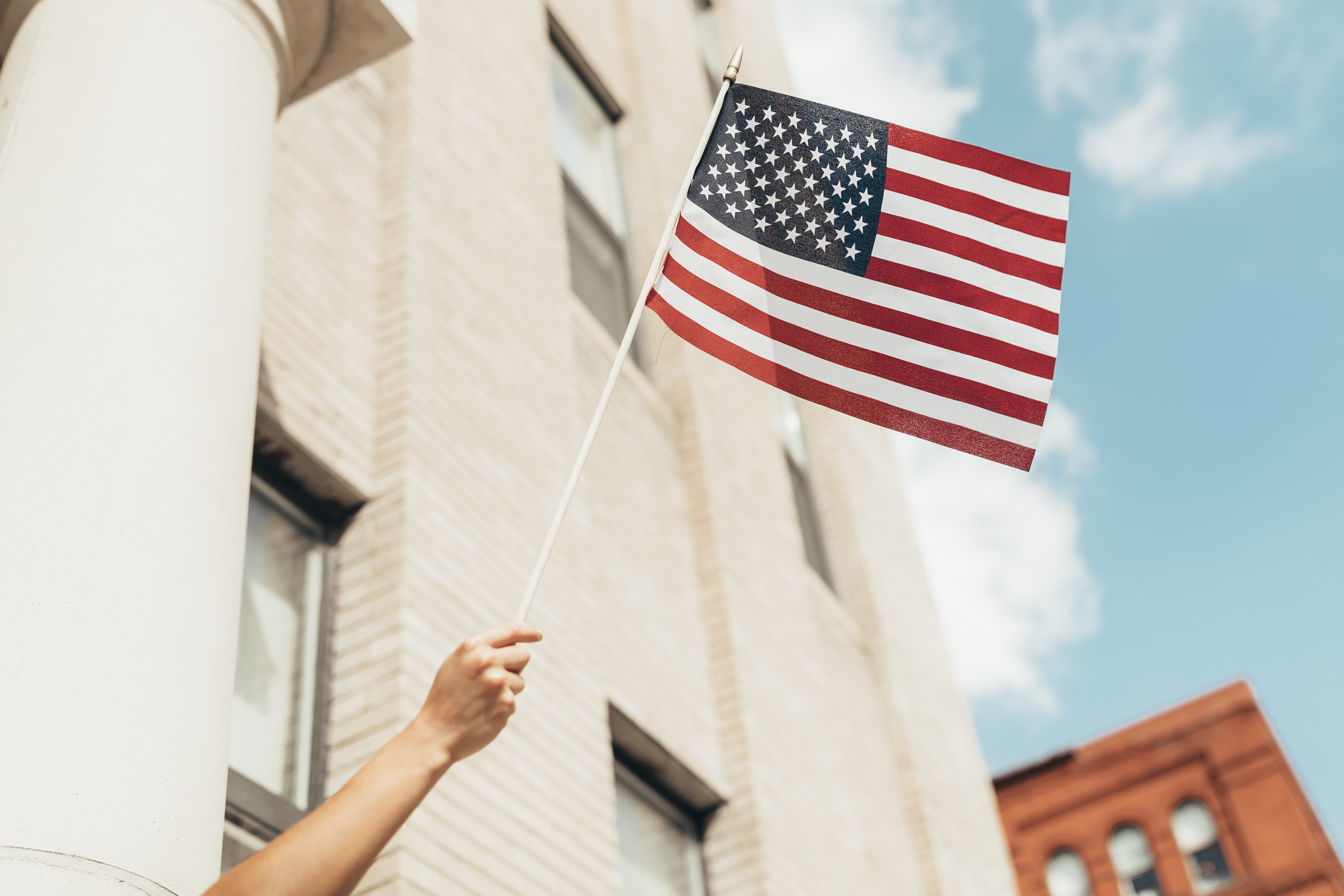 Small Business Happy About Buy American