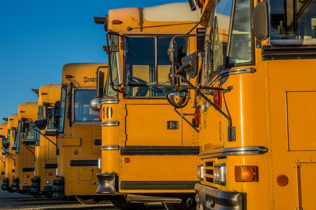School Bus #10