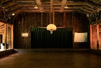 I took this photo in the empty gymnasium/pavilion at Camp Kahdalea for Girls in North Carolina, USA. The warm afternoon light was almost palpable in the air and seemed to coat the woodgrain in a finish that moved its darks and lights even further apart.
