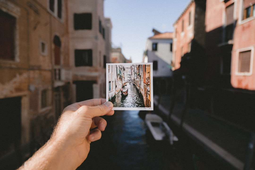 Picture This - Venice Canal