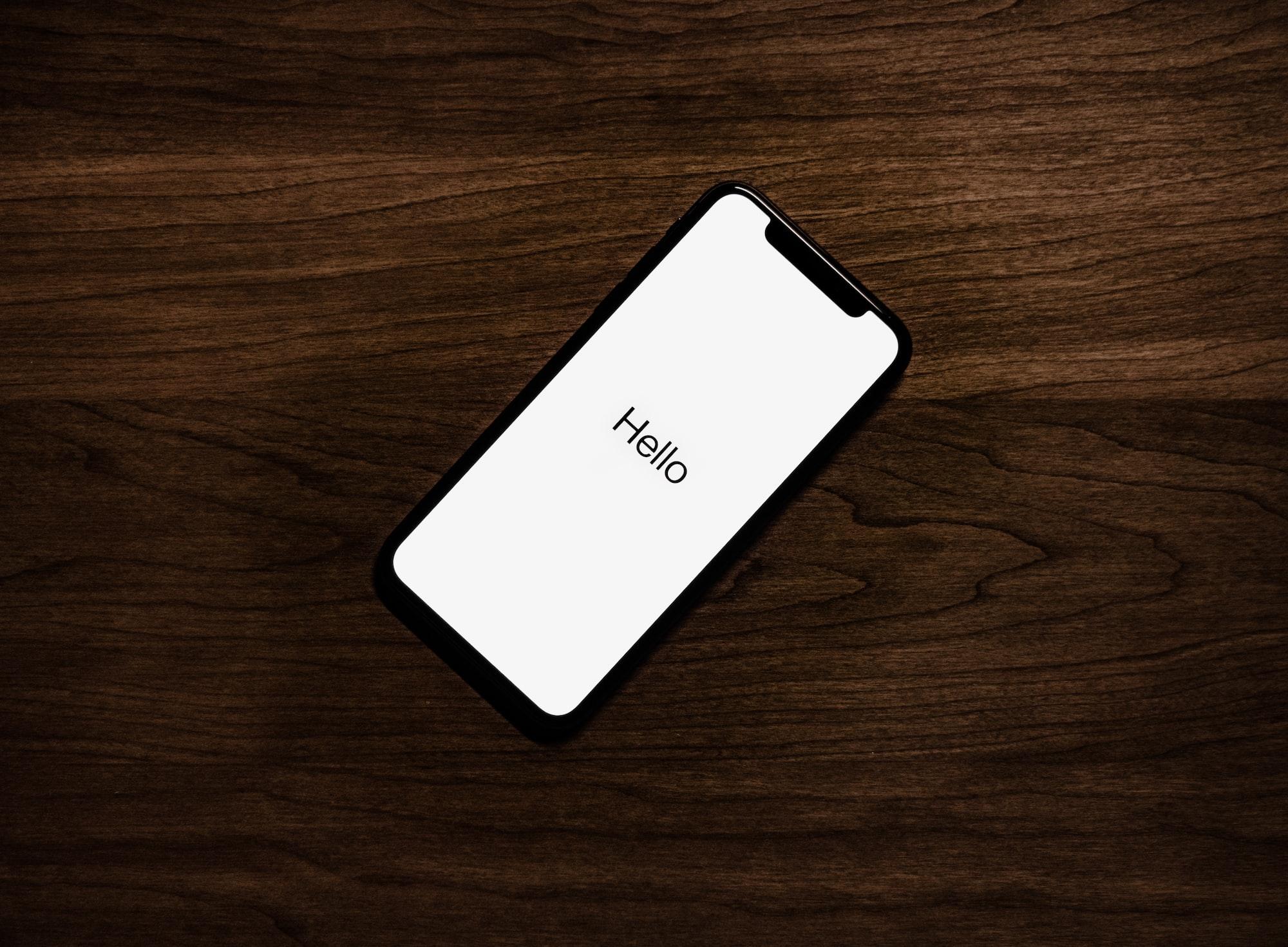iPhone X com problemas de touch?