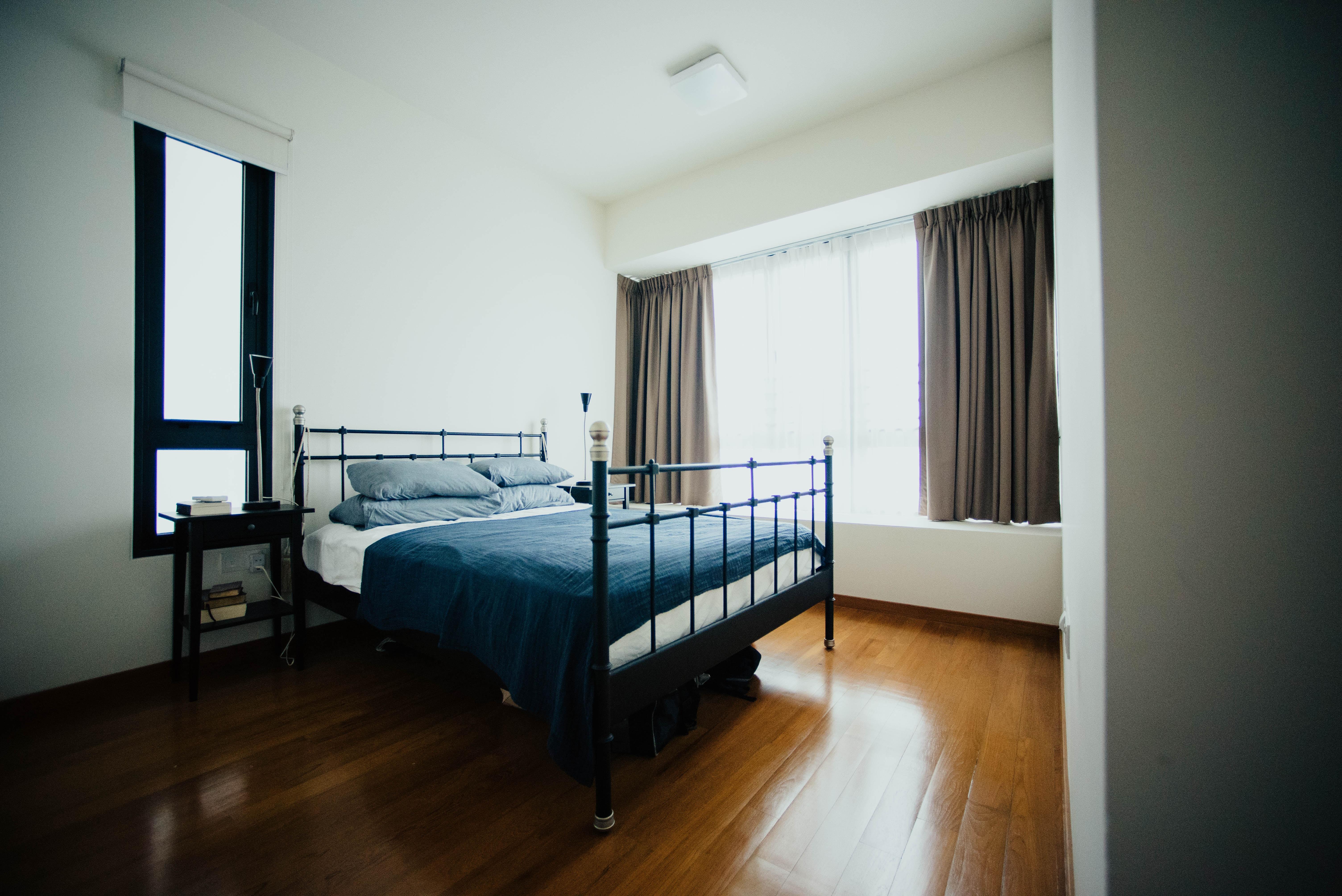 beds - big western bed