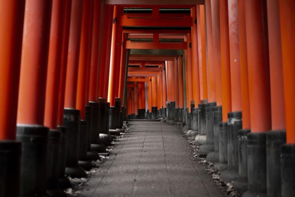 Japan Hallway aisle