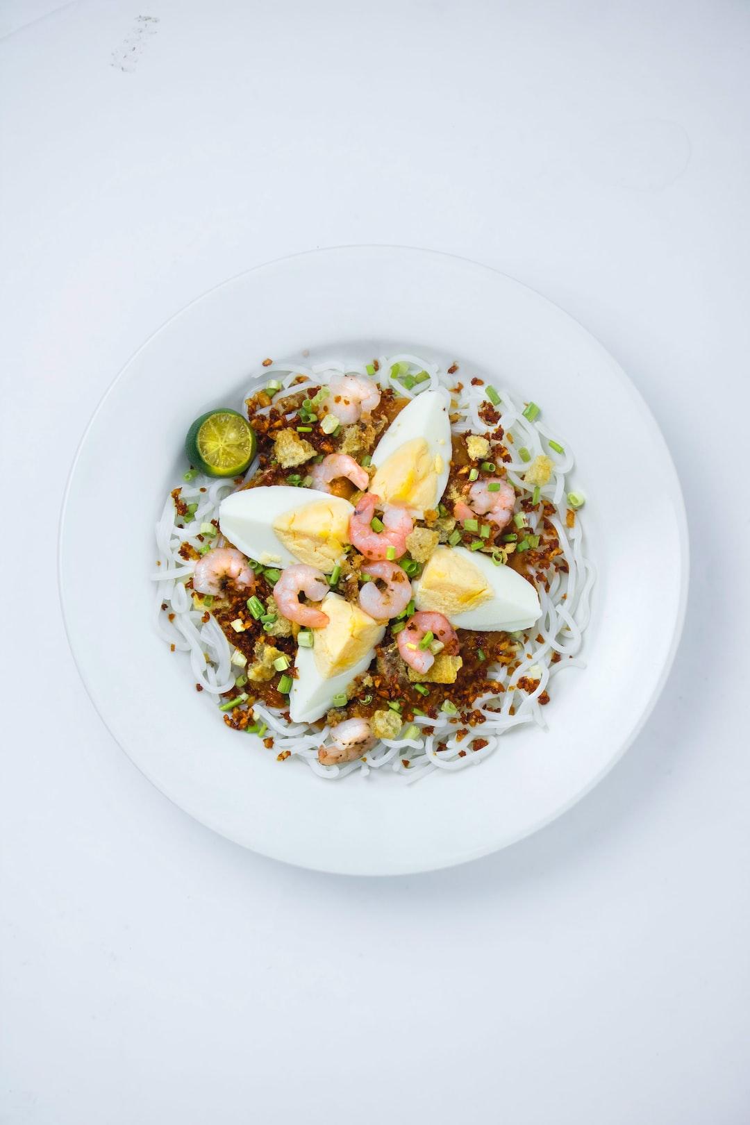 Palabok – Very Popular Pinoy Dish [Origin, Curiosities and Recipe].