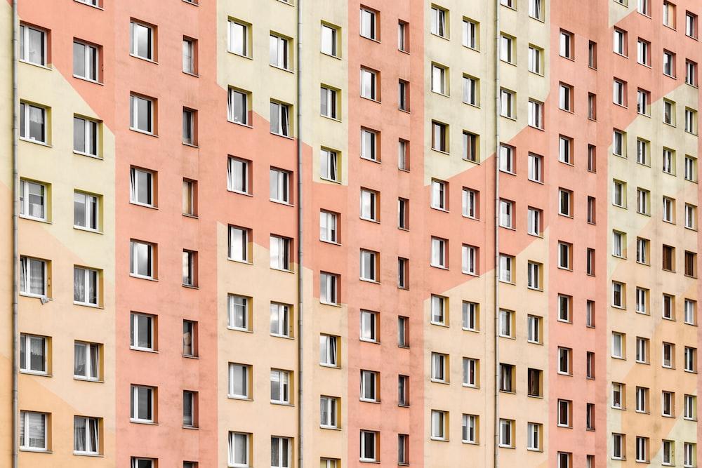 beige and brown city buildings