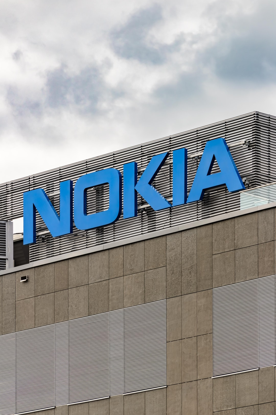 I spotted the Wrocław headquarters of Nokia. I think my second cellular phone was Nokia ;)