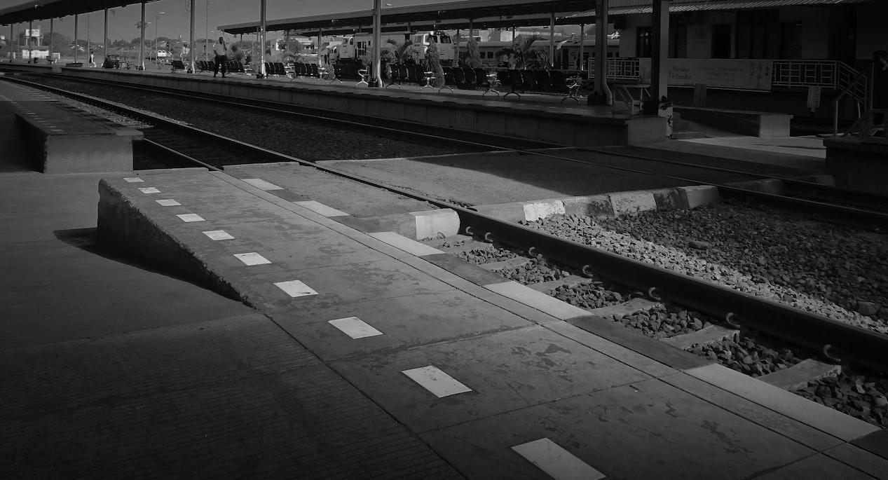 Cirebon prujakan railway station