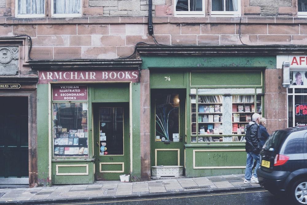 Armchair Books store