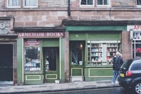 Armchair Books store