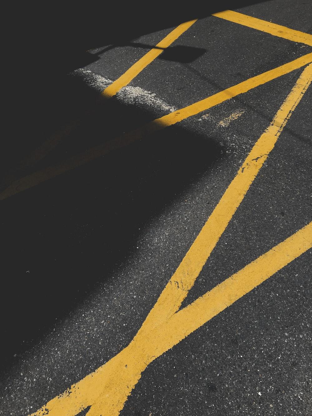 black concrete concrete pavemen