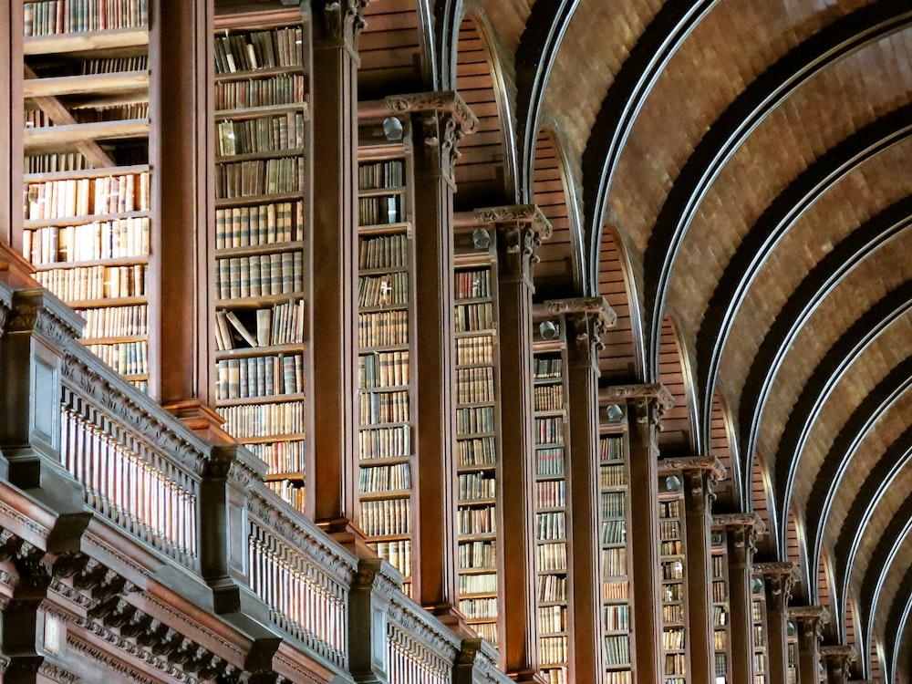 library interioe