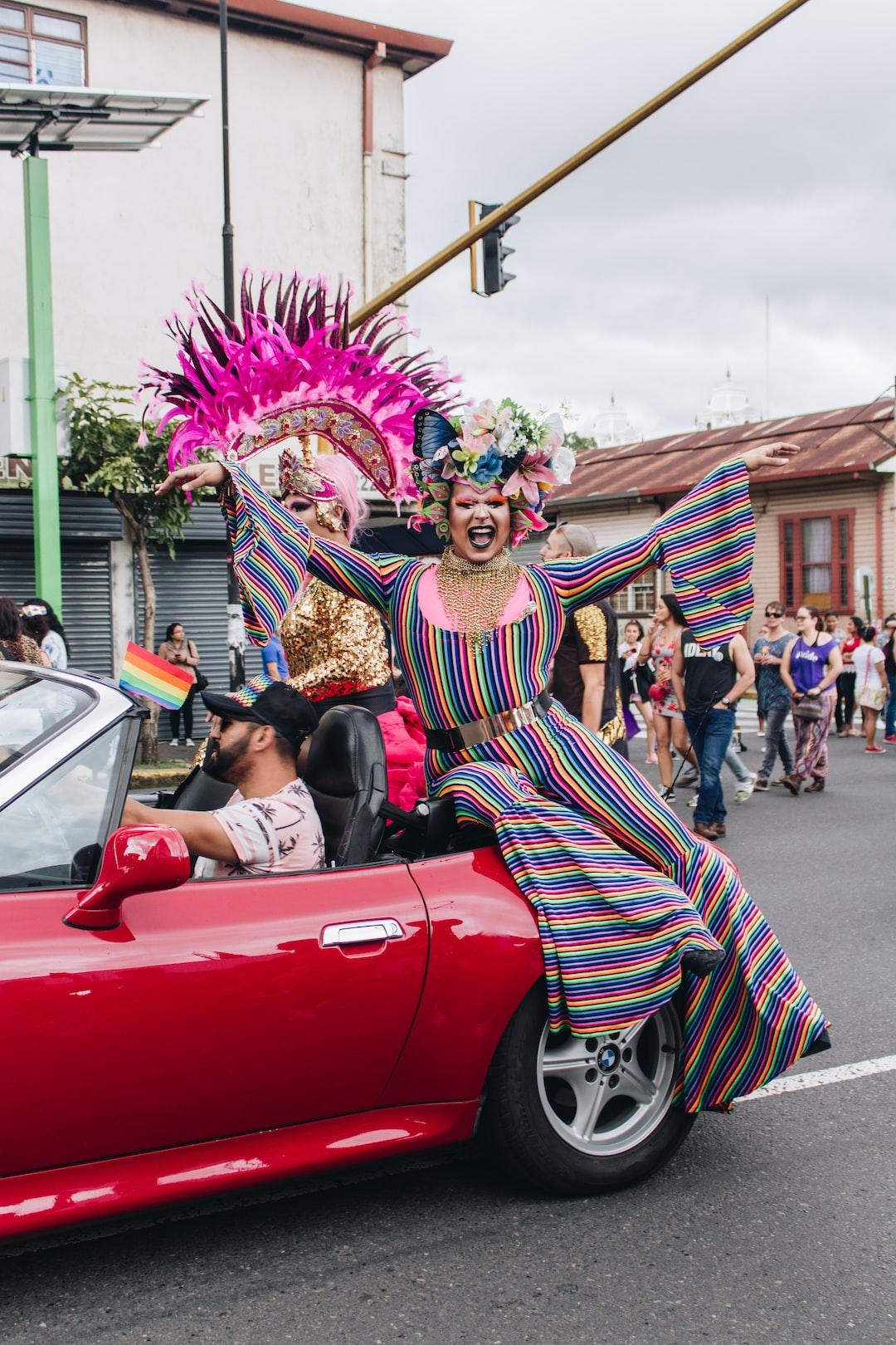 Pride, Costa Rica