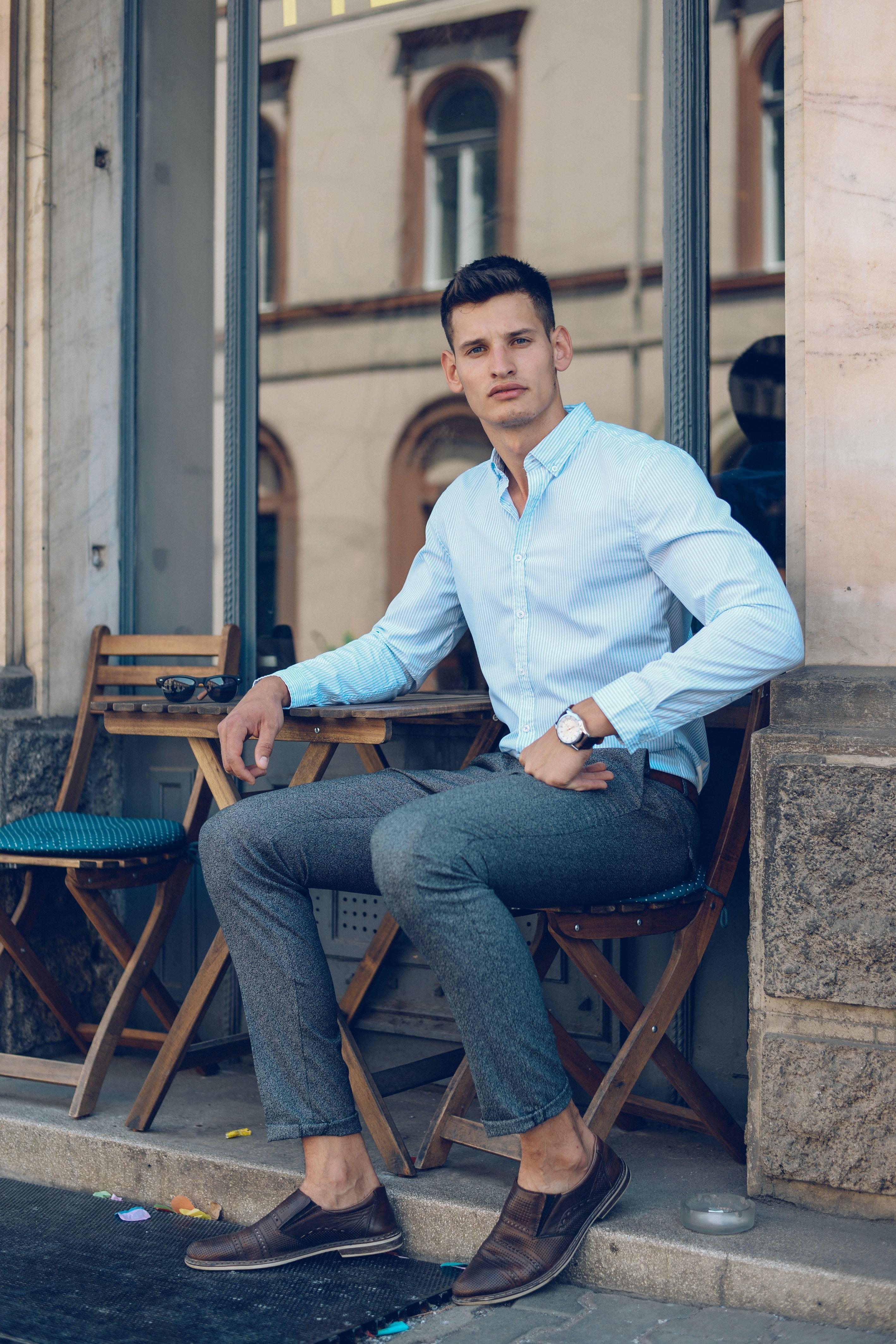 Fashion Street Smarts Menswear Street Style Fashion Trends To W