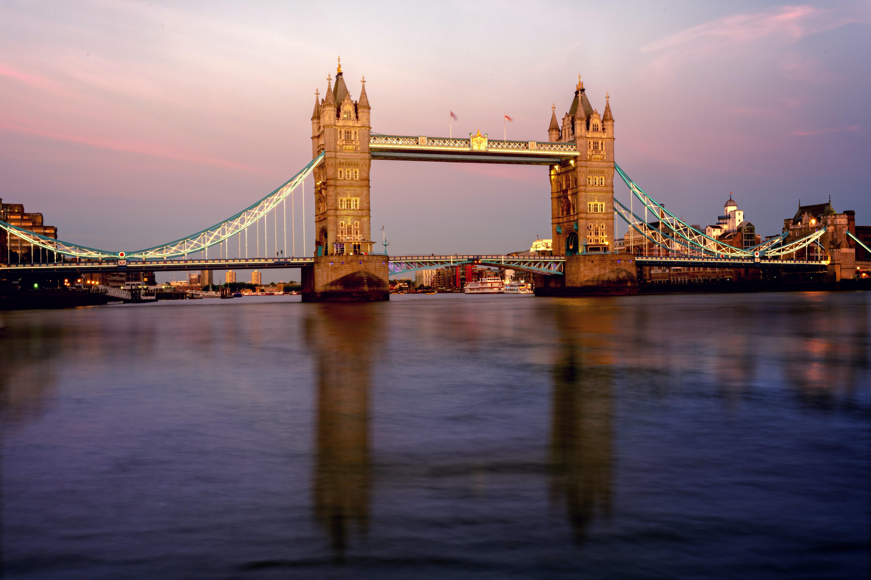 photo of London Bridge during daytime