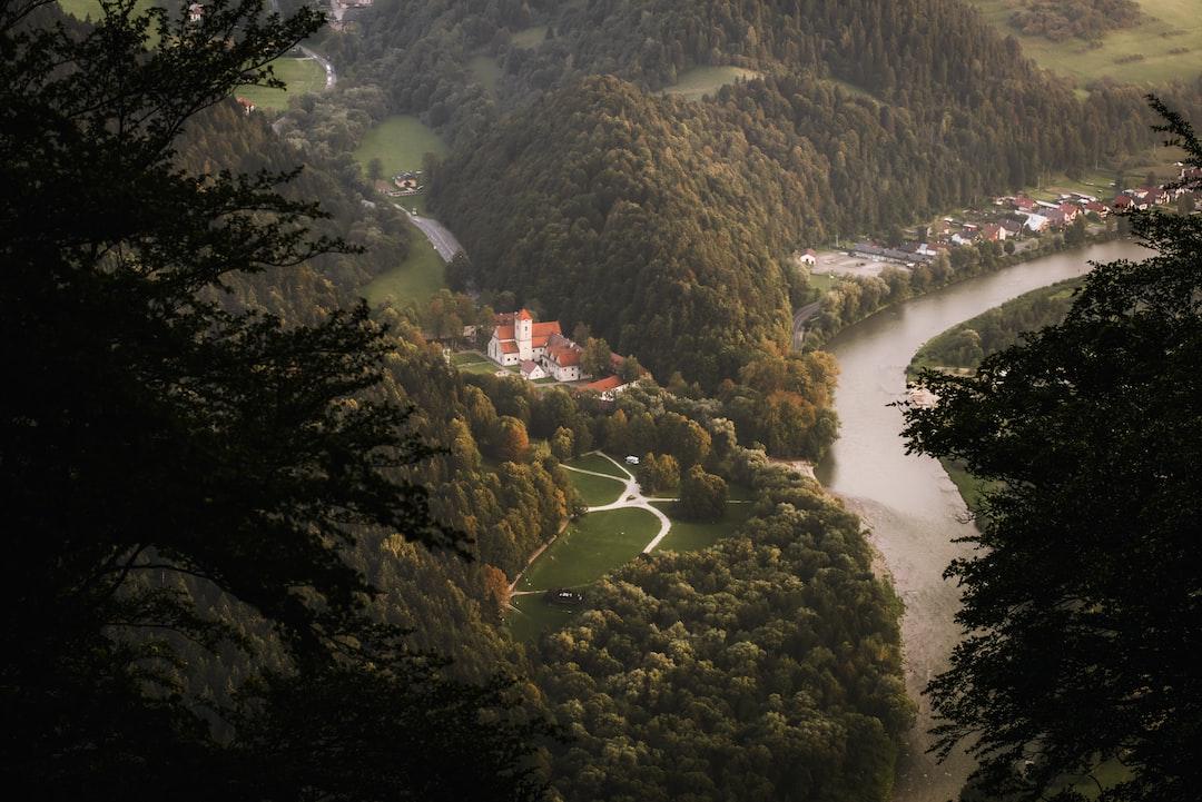 """Cerveny Klastor"" monastery, slovakia"