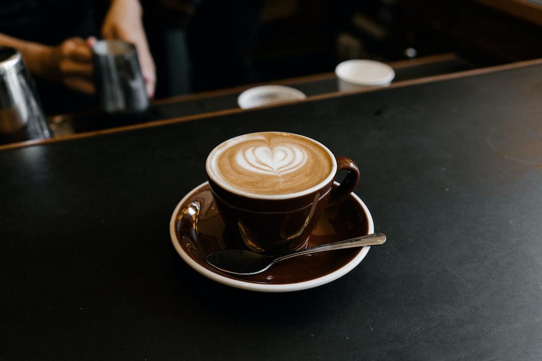 Stumptown Roasters Latte