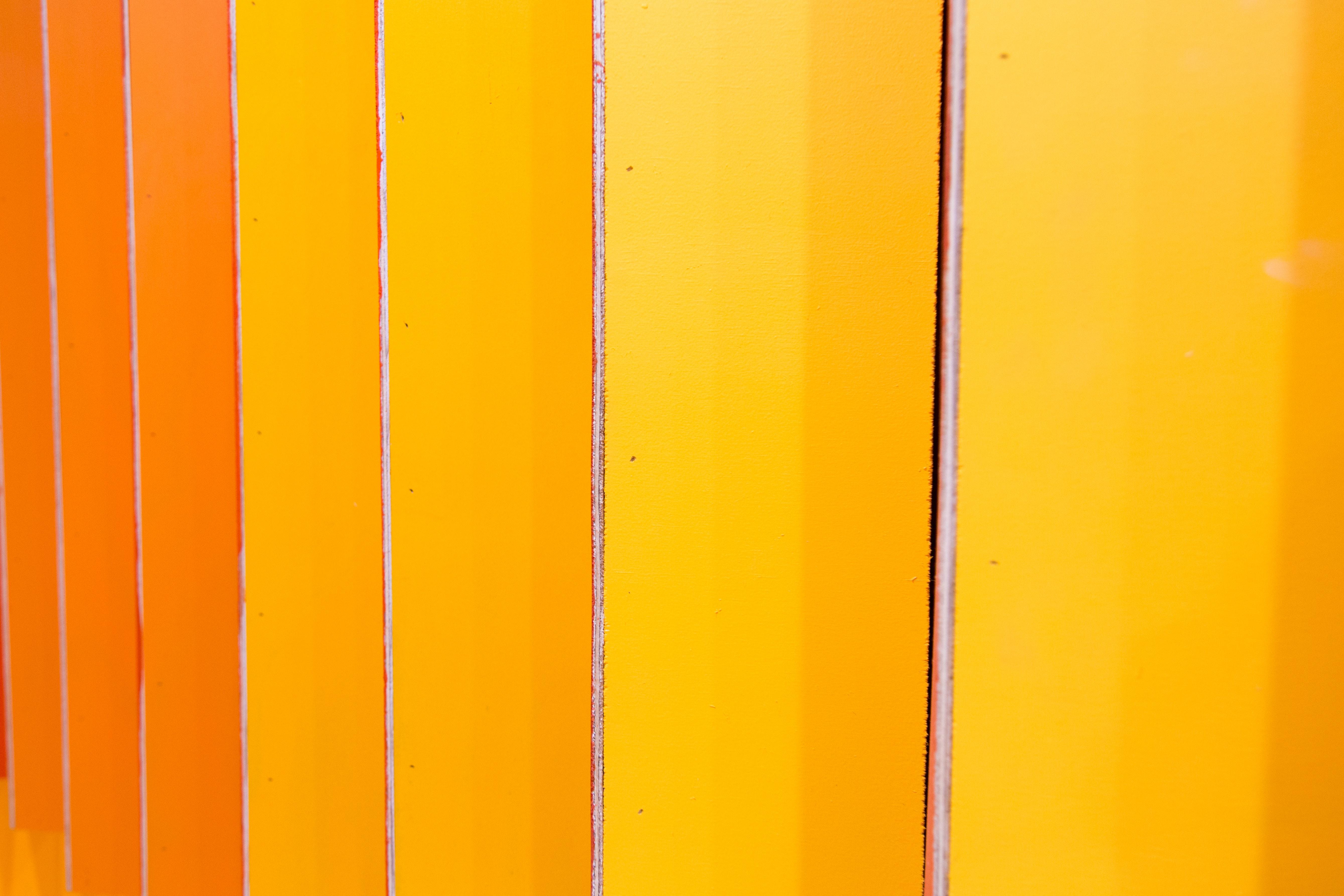 yellow and orange board