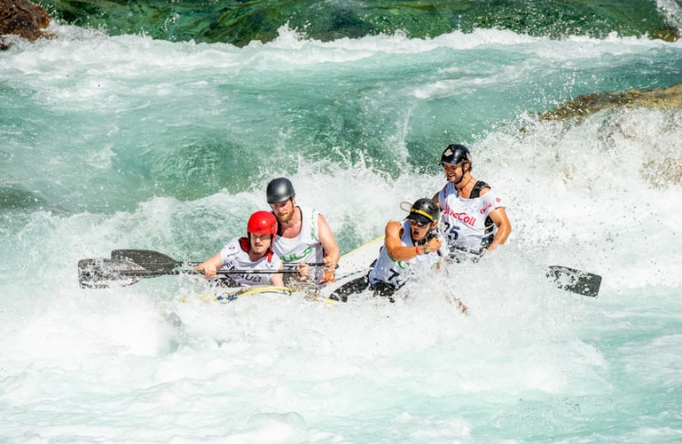 River Rafting in Simme Interlaken, Things to Do in Switzerland in July