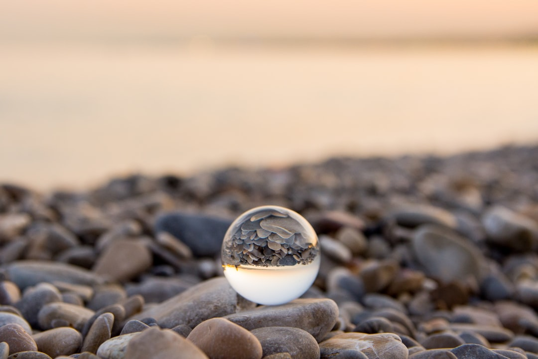 big world in a small ball