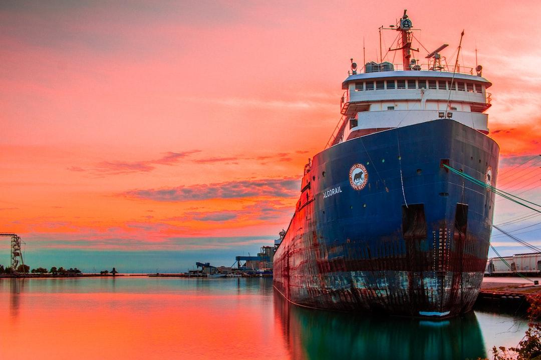 『【2020年版】海運業界の大手5社を比較!話題のトピックも徹底解説!』の画像