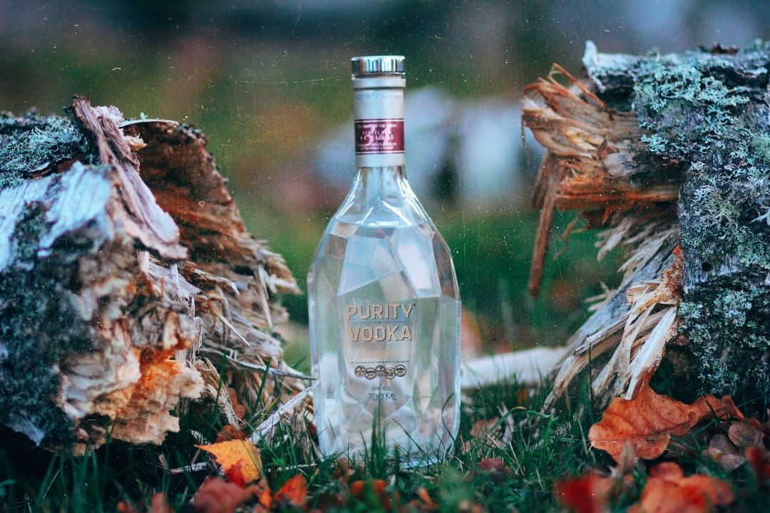 Purity Forest Vodka