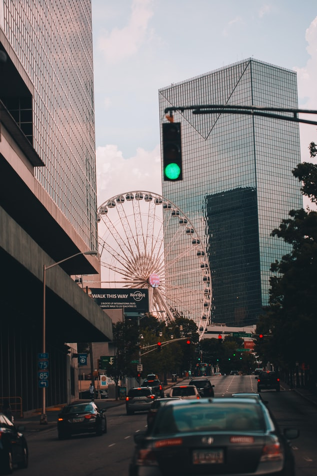 A click in Atlanta